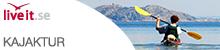 Kajakpaddling med guide Presentkort