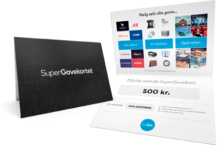 GoGift - the SuperGiftcard