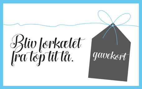 NiceHair.dk Gavekort
