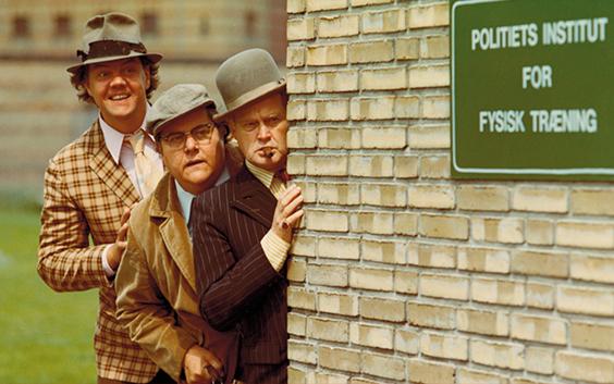 Olsen Banden Rundvisning