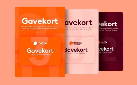 Mofibo Gavekort