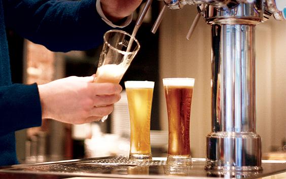 Ølsmagning for 2 Gavekort