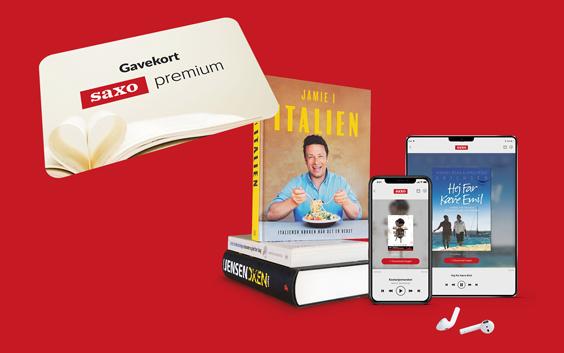 Saxo Premium Gavekort