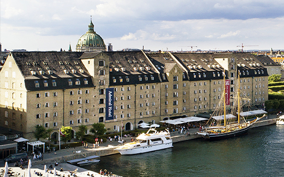 Copenhagen Admiral Hotel Gavekort