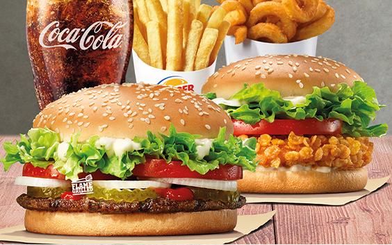 Burger King Gavekort