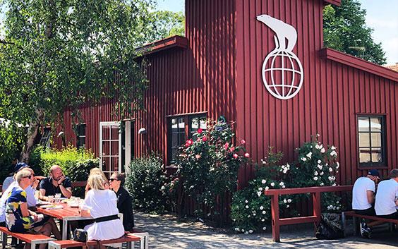 Nordisk Film Rundvisning: Bag kulissen