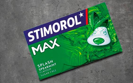 Stimorol Max hos 7-eleven
