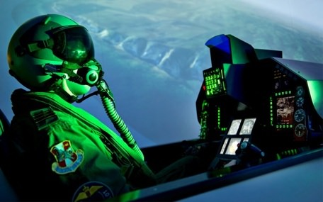 F16 Flysimulator Gavekort