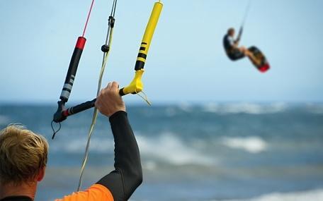 Kite-surfing Gavekort