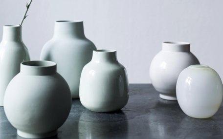 Lena Pedersen, Glas & Porcelæn