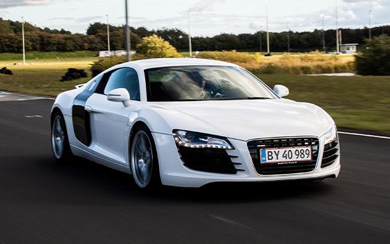 Kør Audi R8