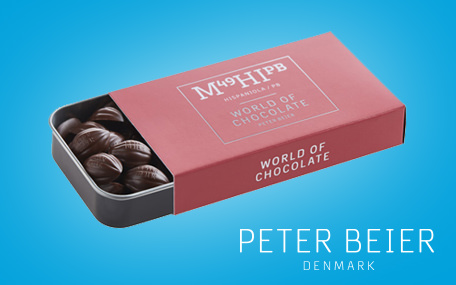 World Of Chocolate by Peter Beier