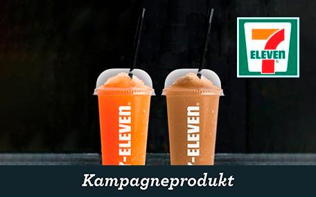 Slush Ice eller Cooler hos 7-Eleven
