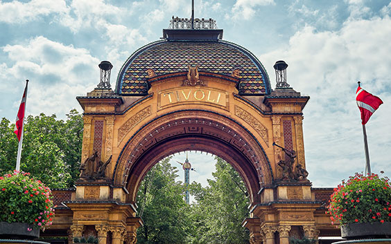 Tivoli Entré