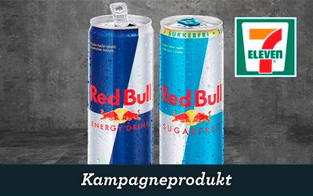Red Bull hos 7-eleven