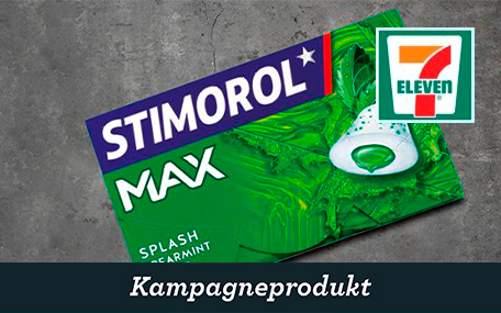 Stimorol Max hos 7-eleven