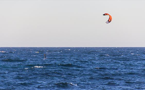 Kitesurfing på prova Presentkort