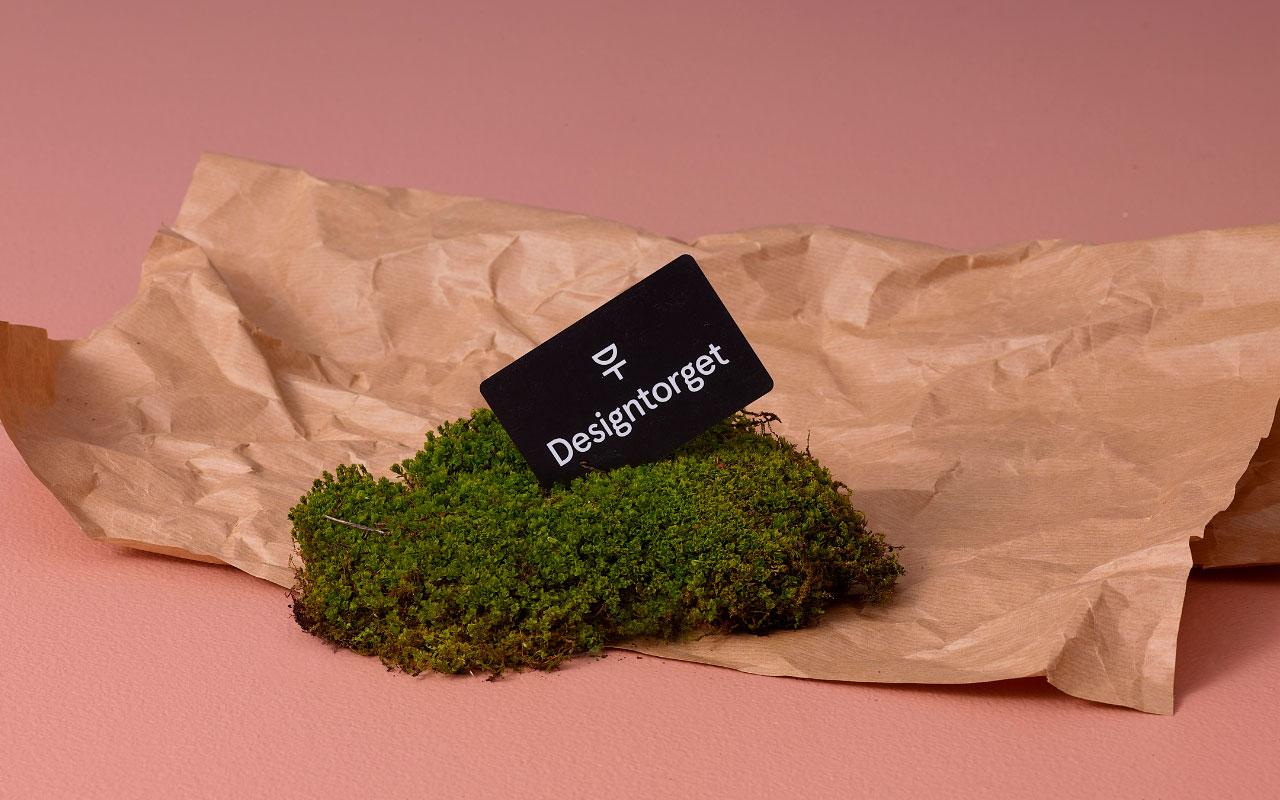 Designtorget Presentkort