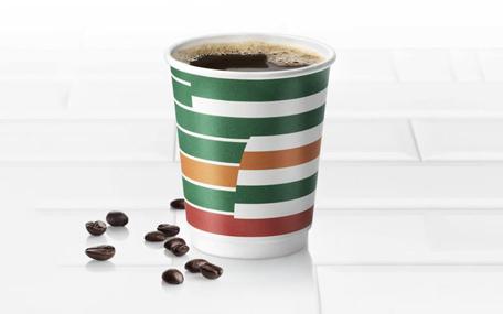 Kaffe på 7-Eleven