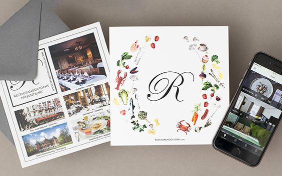 Restaurangguidens Digitala Presentkort