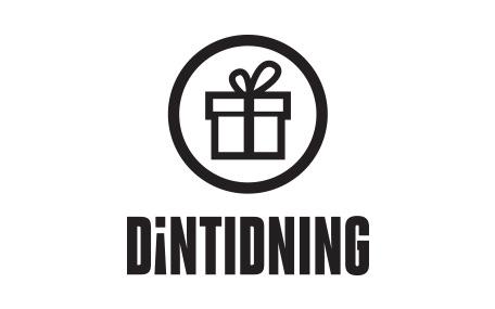 DinTidning.se Presentkort