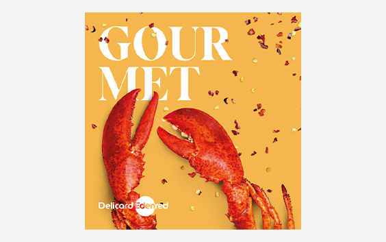 Delicard Gourmet Presentkort