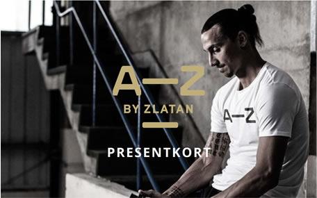 A-Z Sportswear Presentkort
