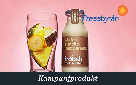 Valfri Froosh 250 ml på Pressbyrån