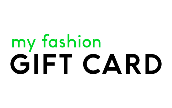 My Fashion Gift Card Presentkort