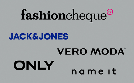 Fashioncheque Presentkort