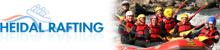 Heidal Rafting Gavekort