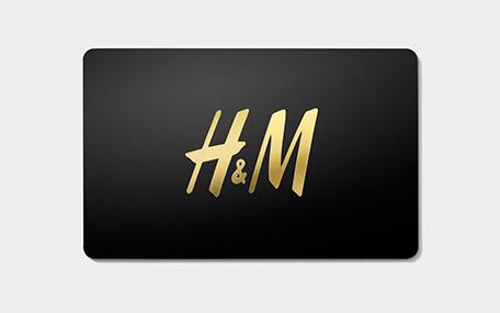 H&M Gavekort