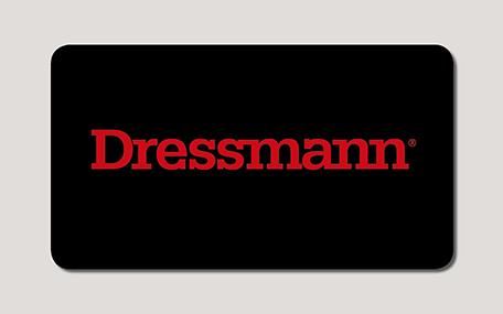 Dressmann Gavekort