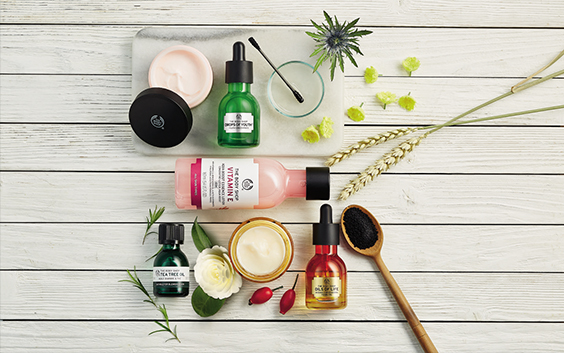 The Body Shop Gavekort