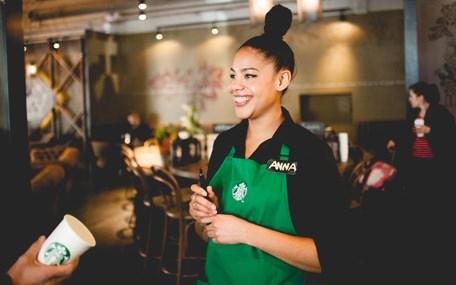 Starbucks Gavekort