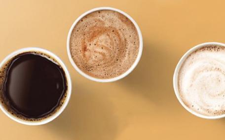 Kaffe hos Narvesen eller 7-Eleven