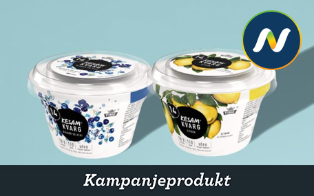 Tine 14 Yoghurt hos Narvesen