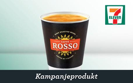 Kaffe hos 7-Eleven