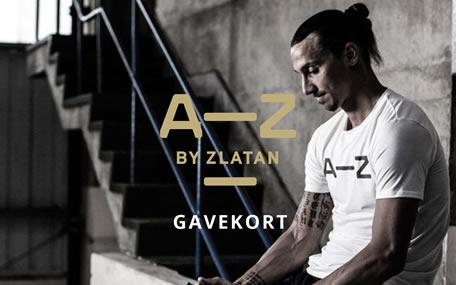 A-Z Sportswear Gavekort