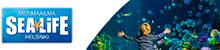 Merimaailma SEA LIFE Lahjakortti