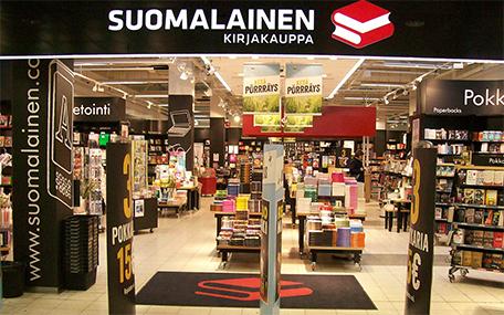 Suomalainen Kirjakauppa Lahjakortti