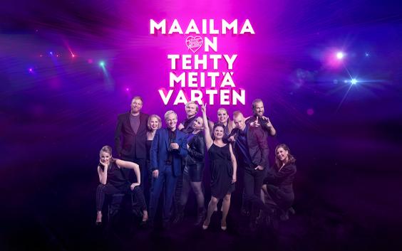 Suomen Komediateatteri Lahjakortti
